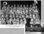 American Fork High School Marching Band 1935.