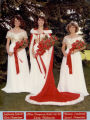 Kerrie Hathaway Miss American Fork 1982  (left to right) 1st Attendant, Stephanie Spencer, 2nd...