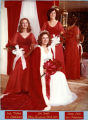 Jeri Smith   Miss American Fork  1977  (left to right) 1st Attendant, Jody Dalton, Jeri Smith, 2nd...