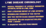 Slide 077 03 Lyme disease chronology Labeled Lyme slide 2
