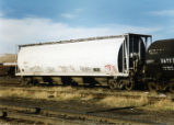 San Luis Central hopper car, near Geneva Steel plant.