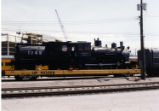 Union Pacific Ten Wheeler No. 1243 at Salt Lake City, Utah