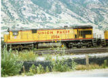 Union Pacific Engine No. 2504, Provo, Utah