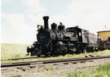 Former Denver and Rio Grande Western K-27 #463 starts its ascent to Cumbres Pass, Colorado.