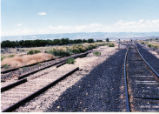 Carbon County Railway at Columbia Junction, where junction rail was removed.