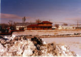 Depot at Craig Colorado.