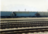 San Luis Central hopper car at Roper Yard
