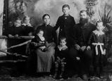 Terry Family, 1887