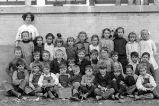 Spencer School First Grade in 1913