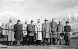 Ribbon Cutting, Orem Treatment Plant, December 1959