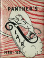 Lincoln Junior High School Panther's Lair 1959