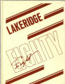 Lakeridge Junior High School Legacy 1988 Lakeridge Eighty Eight