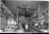 Wilford Perry Store, Interior