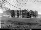 Utah State Mental Hospital, George Hyde Memorial Building - 1923