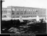 Utah State Mental Hospital, Frederick Dunn Building Construction