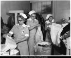Utah State Hospital, Red Cross Gray Ladies Volunteers