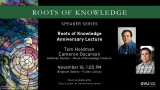 Roots of Knowledge Anniversary Lecture