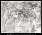 Aerial View Central Utah Vocational School 1950