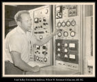 Rex Losee, Instrumentation instructor