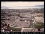 Orem Campus, recently built, looking west.