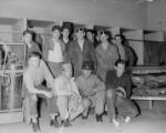 Welding Class at Central Utah Vocational School, 1941