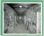 Basement of Territorial Statehouse Museum in Fillmore, Utah