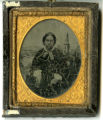 Daguerreotype of unidentified older woman.