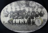 Millard High School Marching Band, 1918