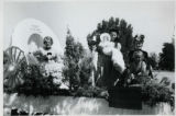 Float, Fillmore's Utah Centennial Celebration, 1847-1947