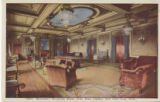 Governor's Reception Room in Utah State Capitol, Salt Lake City, Utah.