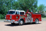 Enterprise Volunteer Fire Department's American LaFrance