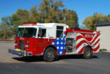Panguitch's 2002 Pierce 1250/750 Fire Engine
