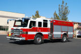 St George, Utah's 2012 Pierce PUC 2000/750/50f Fire Engine
