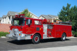 Cedar City's 1974 CF Mack 1250/1000 Fire Engine