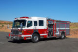 Washington, Utah's 2004 American LaFrance 1750/750 Fire Engine