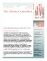 The Library Connection: A Newsletter for UVU Faculty, 2013 Spring, Volume 11 Issue 3