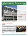 Information Commoner: Keeping Library Staff on Common Ground, Summer 2014, Volume 8, Issue 7
