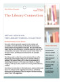 The Library Connection: A Newsletter for UVU Faculty, 2013 Spring, Volume 11, Issue 4