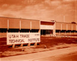 Utah Trade Technical Institute - Front Entrance