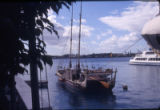Hawaii - Star Navigators - The Hokule'a: Legendary Hawaiian boat