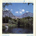 1973-1974 Utah Technical College at Provo Course Catalog