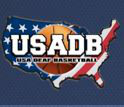 United States of America Deaf Basketball Men Training Report
