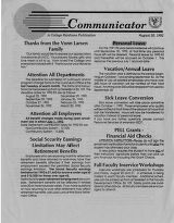 Utah Valley Community College Communicator 1992-08-20