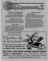 Utah Valley Community College Communicator 1992-04-16
