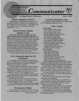 Utah Valley Community College Communicator 1992-07-01