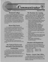 Utah Valley Community College Communicator 1992-09-01